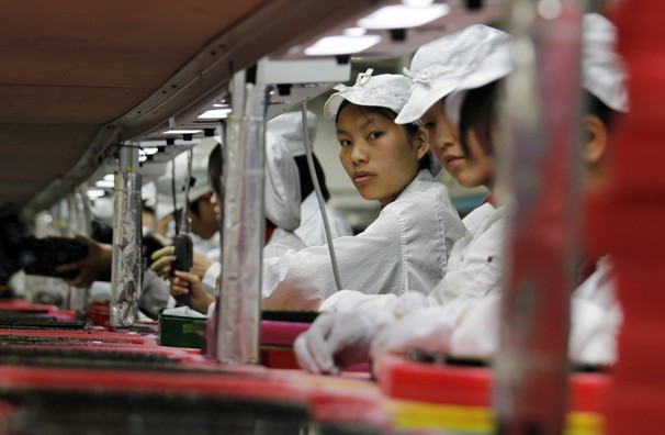 Apple Suppliers To Continue Work During Chinese New Year To Meet High Market Demand
