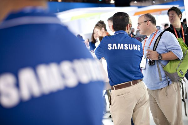 Copycat Samsung Still In Apple's Doghouse