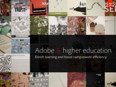 Adobe Aims High For Higher Education With All New iPad App