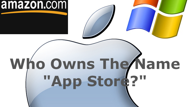 Amazon Asks Court To Reject Apple's Claim Over 'App Store' Name ... Again
