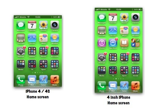 New Demo Video Shows Off The Purported 4-Inch iPhone Screen In Action
