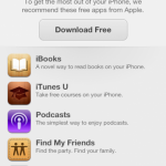 Apple Adds One-Tap Download All For Its Free App Store Apps
