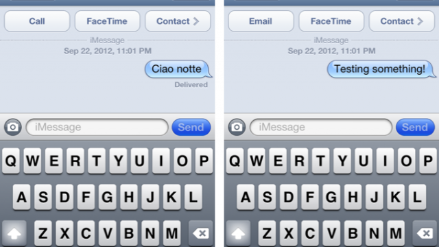 Messages Now Auto-Selects International Keyboards For Specific Contacts