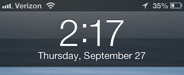 AntiTint Jailbreak Tweak Removes The Status Bar Tint In iOS 6