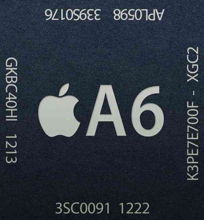 How Fast Is The iPhone 5's Apple A6 Processor?