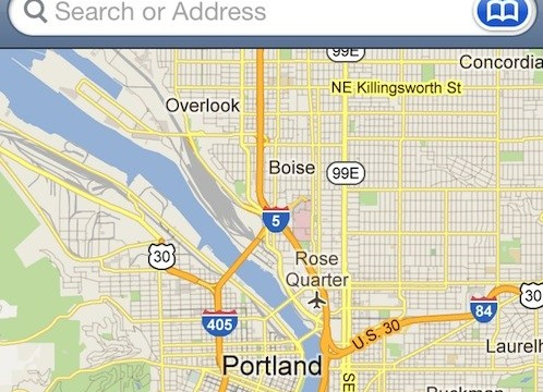 Jailbreaker Gets Google-Powered Maps App To Run Under iOS 6