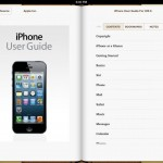 Apple Publishes 365-Page iPhone 5, iOS 6 User Guide Online