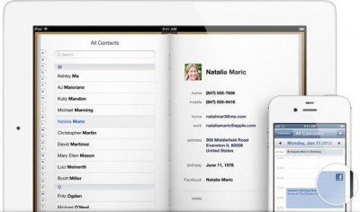 Facebook Integration In iOS 6 Can Complete Contact Information For You