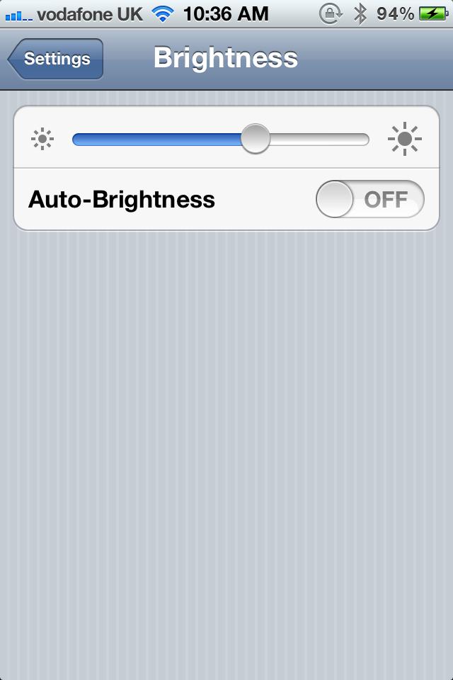 Change Brightness Using Volume Buttons With This Jailbreak Tweak