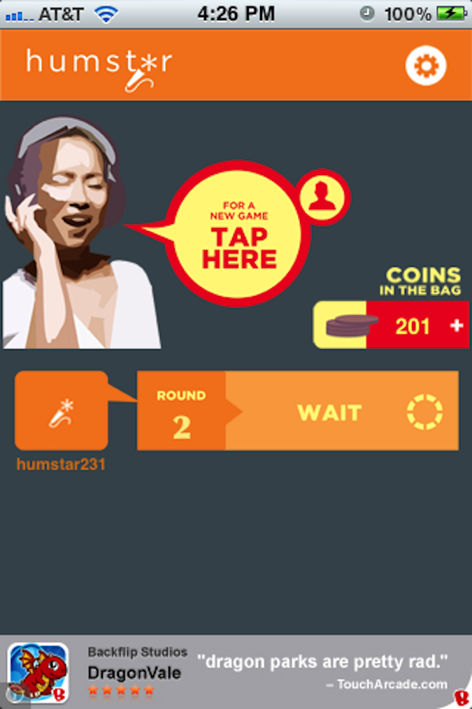 Quirky App Of The Day: HumStar Brings Musical Fun To The Musically Challenged