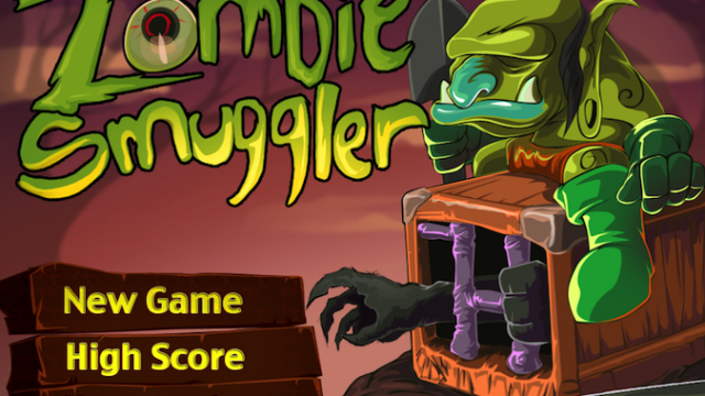 Quirky App Of The Day: Zombie Smuggler Business Gets Your Hands Filthy With Money