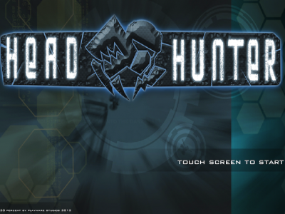 Quirky App Of The Day: Head Hunter Makes Mercenary Work Seem Fun