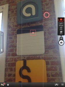 Camera+ for iPad by tap tap tap screenshot