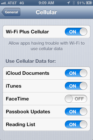 Wi-Fi Plus Cellular Option Absent In Final Release Of iOS 6