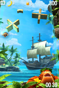 Monkey Slam by Chillingo Ltd screenshot