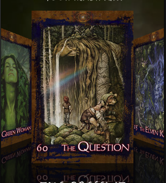 Is It In The Cards For You To Win Brian Froud's Heart Of Faerie Oracle?