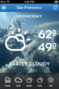 Forecaster by Augment screenshot