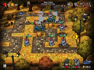 Dead Stop™ by Chillingo Ltd screenshot