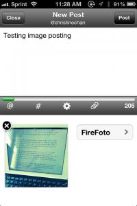 Adian - app.net client by Phrygian Labs, Inc screenshot
