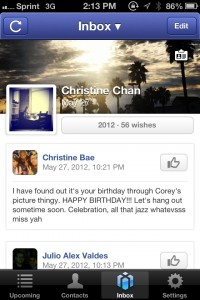 Don't Be A Bad Friend, Stay On Top Of Facebook Birthdays With Birthday Box