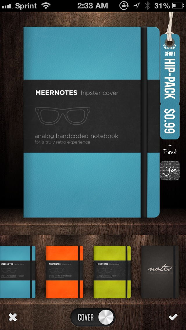 Meernotes Gets More Hip With Latest Update