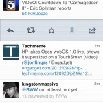 A New Challenger Appears In The Flurry Of Twitter iPhone Apps