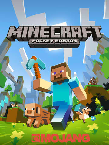 Minecraft - Pocket Edition Promises Chests, Beds And Creepers Galore!