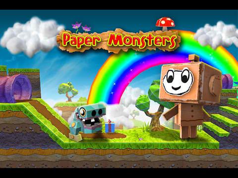 Paper Monsters Offers Lots Of Spooky Fun With New Halloween-Themed Levels