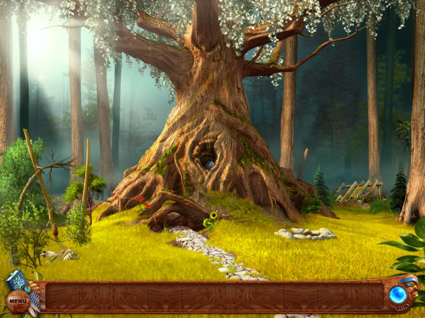 Investigate A Ghostly Mystery In Spirit Walkers: Curse Of The Cypress Witch HD
