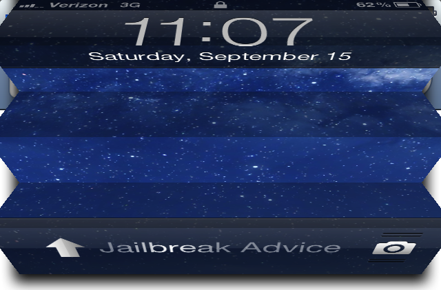 Unfold Your Lock Screen With This Updated Jailbreak Tweak