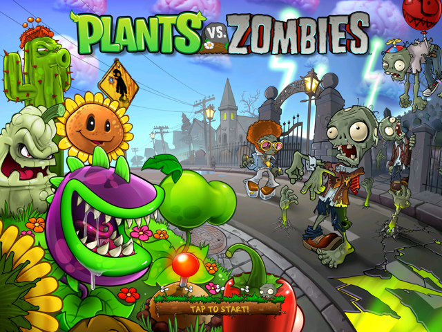 best apps like plants vs zombies