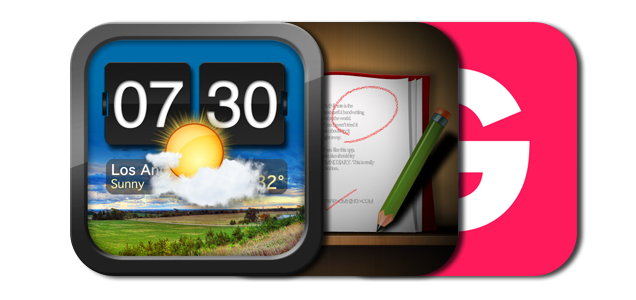 Today's Best Apps: Glogster, Night Stand For iPhone And More