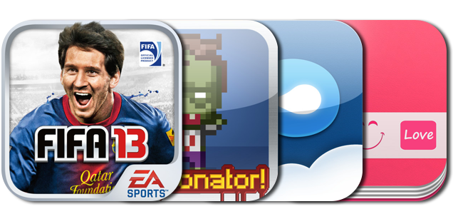 Today's Best Apps: FIFA Soccer 13, Infectonator, MediaFire And More