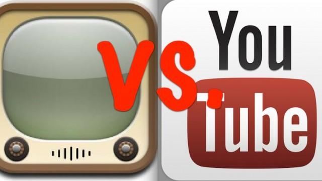 YouTube Versus YouTube