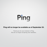 Ping Will Soon Be Nothing More Than A Distant Memory