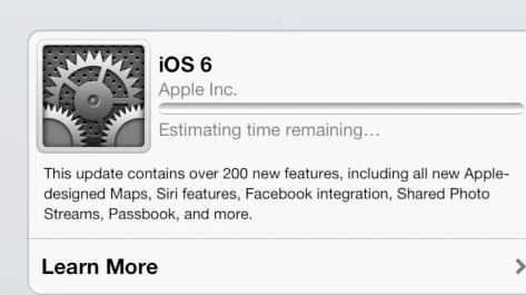 Why You Should Update To iOS 6 Today