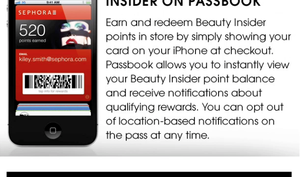 Passbook: First Look And Apps That Work With It