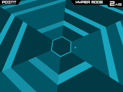 New iOS Game Super Hexagon Looks And Sounds Super Awesome