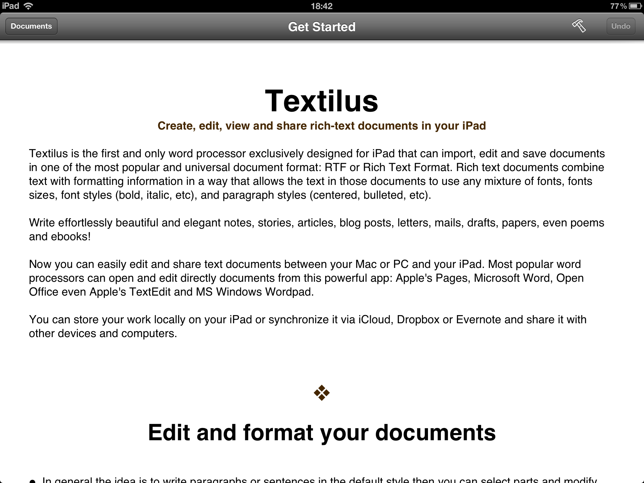RichText Edit Gets Rebranded As Textilus And Gets Improved In The Process