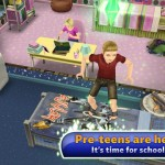 The Sims FreePlay Is The Latest Preteen Sensation