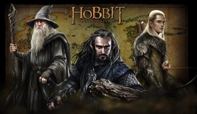 The Board Is Set, The Pieces Are Moving For Upcoming 'The Hobbit' Strategy Games