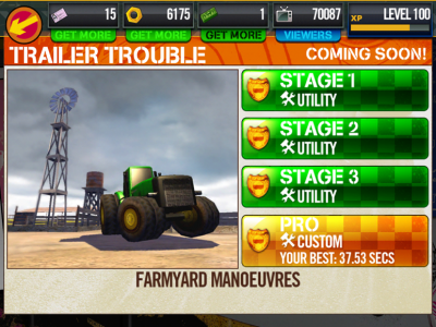Do You Dare Take The Tractor Challenge In Top Gear: Stunt School Revolution?