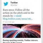 Not To Be Outdone By Facebook, Twitter For iOS Duly Updated With iOS 6 And iPhone 5 Support