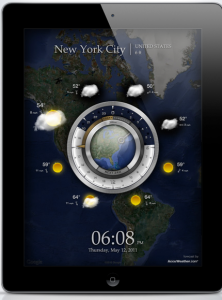 Forecast Not So Bright For Aelios Weather For iPad App