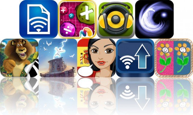 Today's Apps Gone Free: SuperShare, Meteor Math, What's On Air Pro And More
