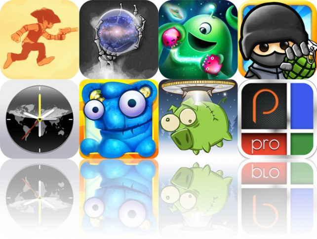Today's Apps Gone Free: Gunman Clive, Daily Fearcast, Tanglers And More