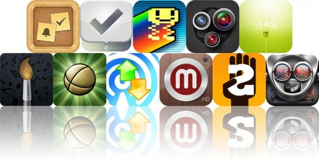 Today's Apps Gone Free: BugMe! Stickies Pro, Last Time, Panic Springs And More