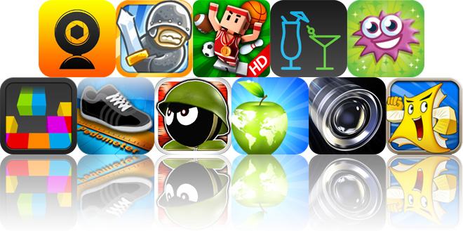 Today's Apps Gone Free: WebCamera, Kingdom Rush, Flick Champions HD And More