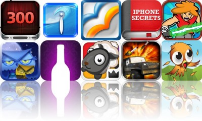 Today's Apps Gone Free: AmbiScience 300, Infinite Surf, Foxit Mobile PDF And More