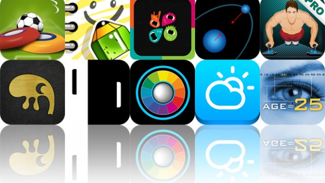 Today's Apps Gone Free: Soctics League, Scribble, Coco Monster And More